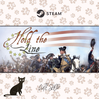 🔑Hold the Line: The American Revolution [SteamKey\RegionFree\InstantDelivery]