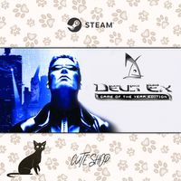 🔑Deus Ex: Game of the Year Edition [SteamKey\RegionFree\InstantDelivery]