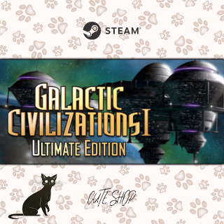 🔑Galactic Civilizations I: Ultimate Edition [SteamKey\RegionFree\InstantDelivery]