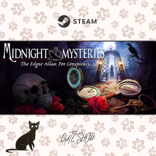 🔑Midnight Mysteries [SteamKey\RegionFree\InstantDelivery]