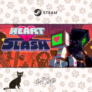 🔑Heart&Slash [SteamKey\RegionFree\InstantDelivery]
