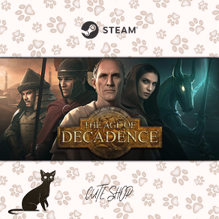 🔑The Age of Decadence [SteamKey\RegionFree\InstantDelivery]