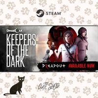 🔑DreadOut: Keepers of The Dark [SteamKey\RegionFree\InstantDelivery]