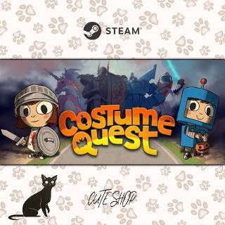 🔑Costume Quest [SteamKey\RegionFree\InstantDelivery]