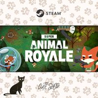🔑Super Animal Royale [SteamKey\RegionFree\InstantDelivery]