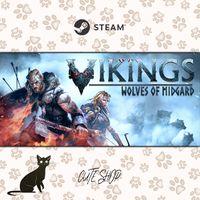 🔑Vikings - Wolves of Midgard [SteamKey\RegionFree\InstantDelivery]