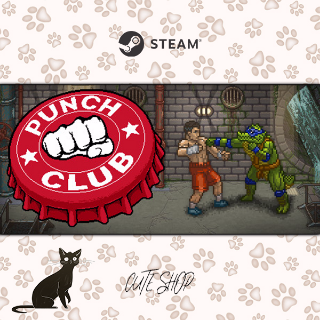 🔑Punch Club - Deluxe Edition [SteamKey\RegionFree\InstantDelivery]