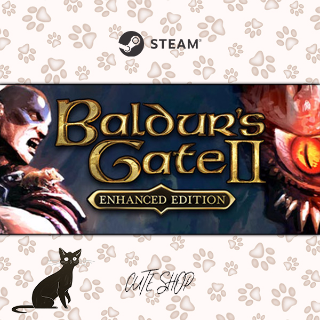 🔑Baldur's Gate II: Enhanced Edition [SteamKey\RegionFree\InstantDelivery]