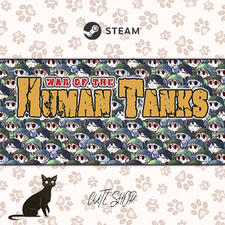 🔑War of the Human Tanks [SteamKey\RegionFree\InstantDelivery]