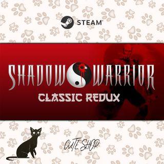 🔑Shadow Warrior Classic Redux [SteamKey\RegionFree\InstantDelivery]