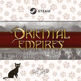 🔑Oriental Empires [SteamKey\RegionFree\InstantDelivery]