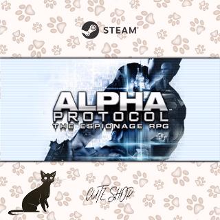🔑Alpha Protocol [SteamKey\RegionFree\InstantDelivery]