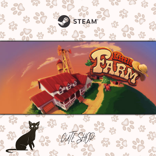 🔑Little Farm [SteamKey\RegionFree\InstantDelivery]
