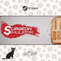 🔑SURGEON SIMULATOR AE + I AM BREAD [SteamKey\RegionFree\InstantDelivery]