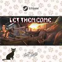 🔑Let Them Come [SteamKey\RegionFree\InstantDelivery]