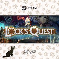 🔑Lock's Quest [SteamKey\RegionFree\InstantDelivery]