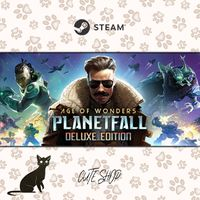 🔑AGE OF WONDERS: PLANETFALL DELUXE EDITION [SteamKey\RegionFree\InstantDelivery]