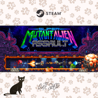 🔑Super Mutant Alien Assault [SteamKey\RegionFree\InstantDelivery]