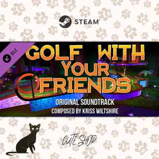 🔑Golf With Your Friends - OST [SteamKey\RegionFree\InstantDelivery]