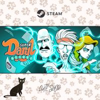 🔑Super Daryl Deluxe [SteamKey\RegionFree\InstantDelivery]