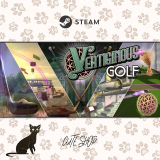 🔑Vertiginous Golf [SteamKey\RegionFree\InstantDelivery]
