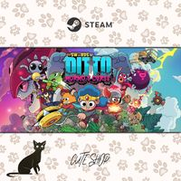 🔑The Swords of Ditto: Mormo's Curse [SteamKey\RegionFree\InstantDelivery]