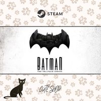 🔑Batman - The Telltale Series [SteamKey\RegionFree\InstantDelivery]