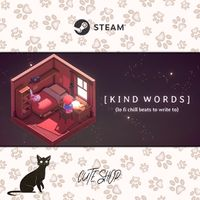 🔑Kind Words (lo fi chill beats to write to) [SteamKey\RegionFree\InstantDelivery]