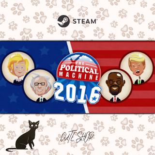 🔑The Political Machine 2016 [SteamKey\RegionFree\InstantDelivery]