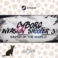 🔑Cyborg Invasion Shooter 3: Savior Of The World [SteamKey\RegionFree\InstantDelivery]