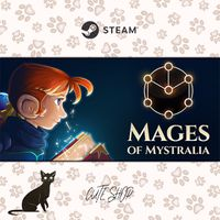 🔑Mages of Mystralia [SteamKey\RegionFree\InstantDelivery]