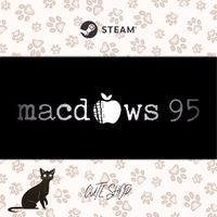 🔑macdows 95 [SteamKey\RegionFree\InstantDelivery]