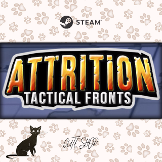 🔑Attrition: Tactical Fronts [SteamKey\RegionFree\InstantDelivery]