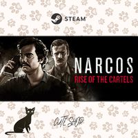 🔑Narcos: Rise of the Cartels [SteamKey\RegionFree\InstantDelivery]
