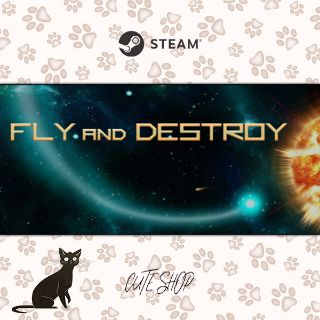 🔑Fly and Destroy [SteamKey\RegionFree\InstantDelivery]