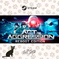 🔑Act of Aggression - Reboot Edition [SteamKey\RegionFree\InstantDelivery]