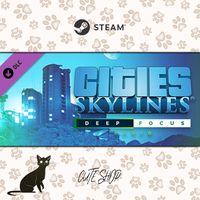 🔑Cities: Skylines - Deep Focus Radio [SteamKey\RegionFree\InstantDelivery]