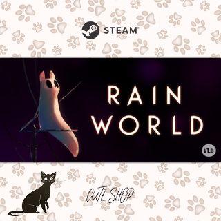 🔑Rain World [SteamKey\RegionFree\InstantDelivery]