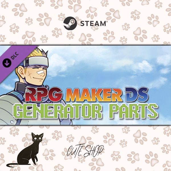Game Character Hub PE: DS Generator Parts [SteamKey\RegionFree