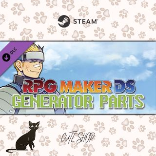 🔑Game Character Hub PE: DS Generator Parts [SteamKey\RegionFree\InstantDelivery]