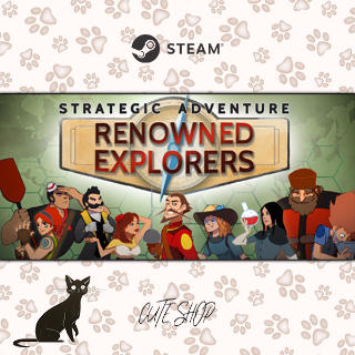 🔑Renowned Explorers: International Society [SteamKey\RegionFree\InstantDelivery]