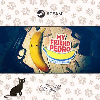 🔑My Friend Pedro [SteamKey\RegionFree\InstantDelivery]