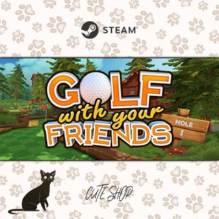 🔑Golf With Your Friends + Caddy Pack [SteamKey\RegionFree\InstantDelivery]