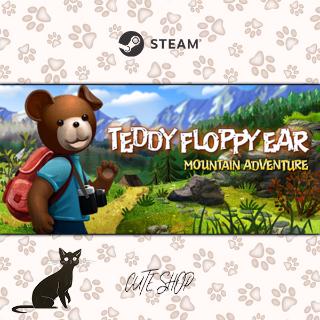 🔑Teddy Floppy Ear - Mountain Adventure [SteamKey\RegionFree\InstantDelivery]
