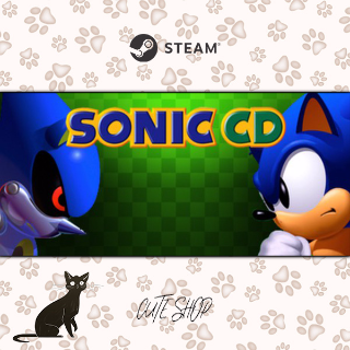 🔑Sonic CD [SteamKey\RegionFree\InstantDelivery]