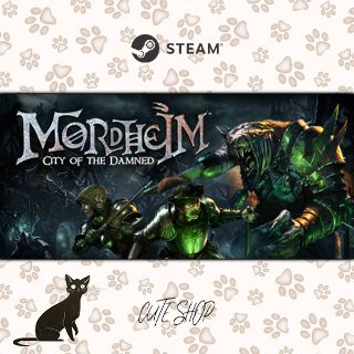 🔑Mordheim: City of the Damned [SteamKey\RegionFree\InstantDelivery]