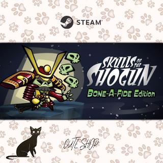 🔑Skulls of the Shogun [SteamKey\RegionFree\InstantDelivery]