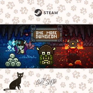 🔑One More Dungeon [SteamKey\RegionFree\InstantDelivery]