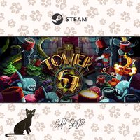 🔑Tower 57 [SteamKey\RegionFree\InstantDelivery]