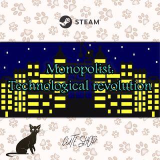 🔑Monopolist: Technological Revolution [SteamKey\RegionFree\InstantDelivery]